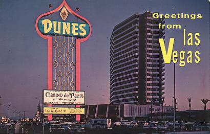 The Las Vegas Hotel
